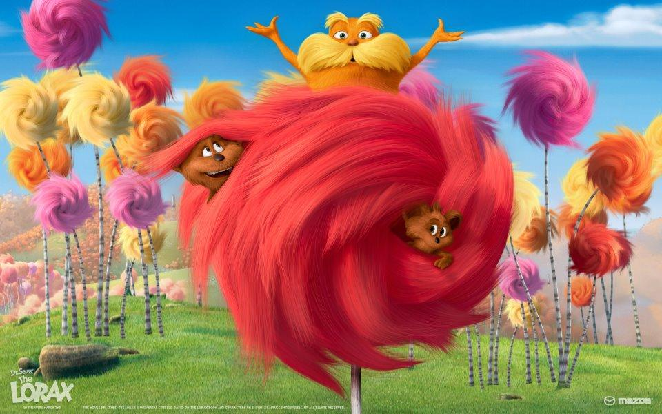 """Does the Truffula tree from """"The Lorax"""" have a real-life ..."""